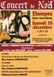 Etampes, concert, Mozart, Belliard, Noël