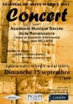 concert, musique sacrée, st.sulpice-de-favières, Jean Belliard, choeur, chorale